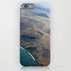 Iceland From Air Slim Case iPhone 6s