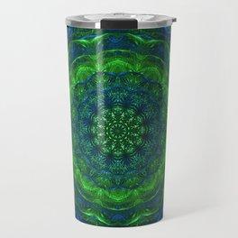 Healing mandala Travel Mug