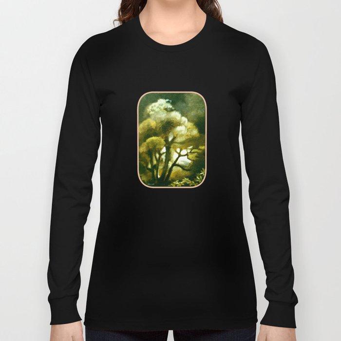 Spirit of the Tarairi Tree Long Sleeve T-shirt