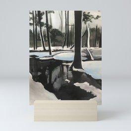 Seager Trail Mini Art Print