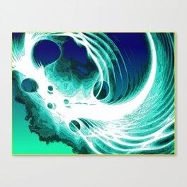 Surfrealism 51 Canvas Print
