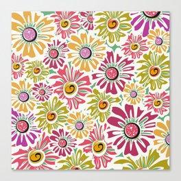 Roco Bloom Canvas Print