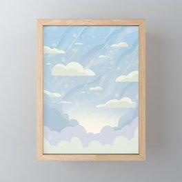 Winter Morning Framed Mini Art Print