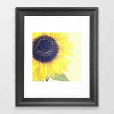 FLOWER 046 Framed Art Print