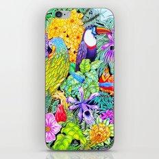 Nature's Sleeping Serenity iPhone Skin