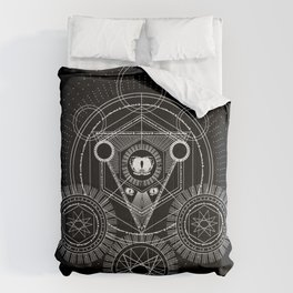 Configuration of the Damned Comforters