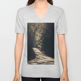 Road To Recovery Unisex V-Neck