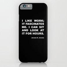 On work iPhone 6s Slim Case