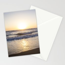 A Southern California Spring Sunset Stationery Cards