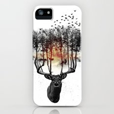 Ashes to ashes. Slim Case iPhone (5, 5s)