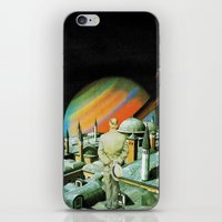 religion iPhone & iPod Skins featuring The religion  by Hugo Barros