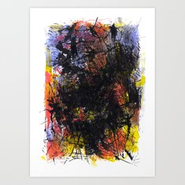 Siege at the End of the World Art Print