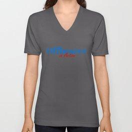 Happy Offbearer Unisex V-Neck