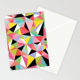 Geometric Jane Stationery Cards
