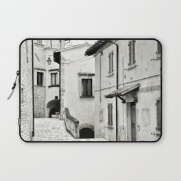 Italian street view 03 Laptop Sleeve