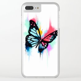 flutter by Clear iPhone Case