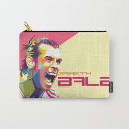 Gareth Bale WPAP #4 Carry-All Pouch