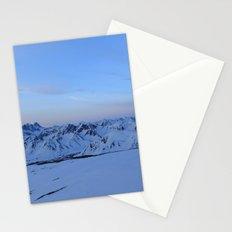 Glen Alps 2 Stationery Cards