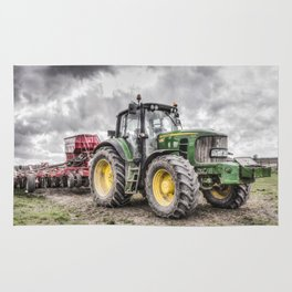 Tractor Rug