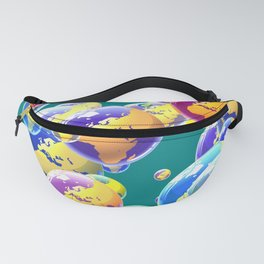 So many worlds Fanny Pack