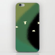 winds of the wings iPhone & iPod Skin