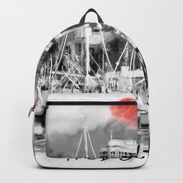 I love Hobart Backpack