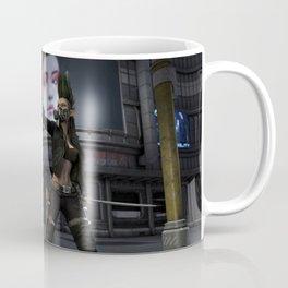 Street Samurai Coffee Mug