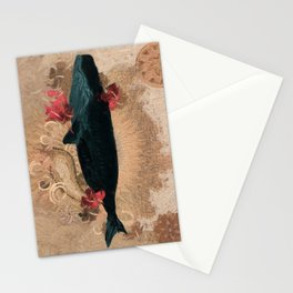 The Flying Whale Stationery Cards