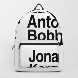 queer eye Backpack
