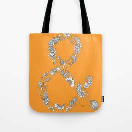 Ampersand, the Happiest Letter on Earth Tote Bag