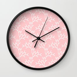 PRIME POWDERY Wall Clock