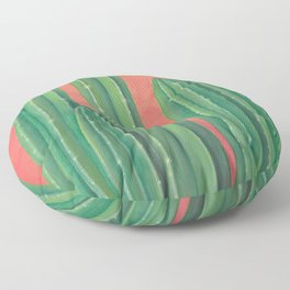 Dreaming cactus Floor Pillow