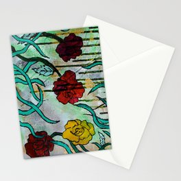 Kristen's Flowers Stationery Cards