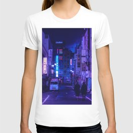 Tokyo Nights / Red Light District / Liam Wong T-shirt