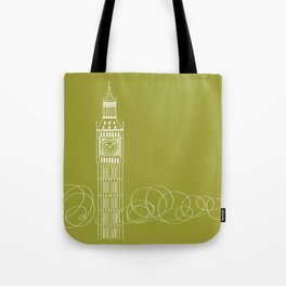 London by Friztin Tote Bag