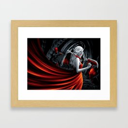 The Turok-Han Framed Art Print