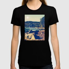 Rocky Shores of Lake Superior T-shirt
