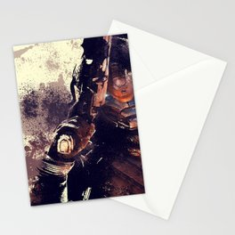 Cayde the wildcard Stationery Cards