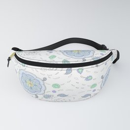 Rain and Whimsy Fanny Pack