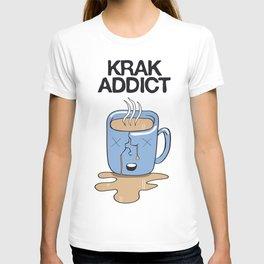 Krak Addict T-shirt