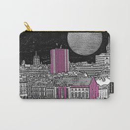 PURPLE AND THE CITY 1 Carry-All Pouch