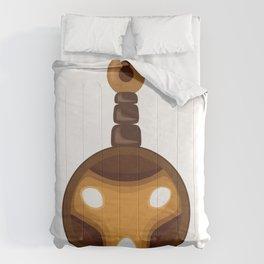 Bard by Devin Buzzarello Comforters