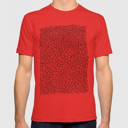 A Lot of Cats T-shirt