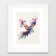 Fly Away II Framed Art Print