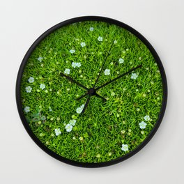 A Piece of Nature Wall Clock