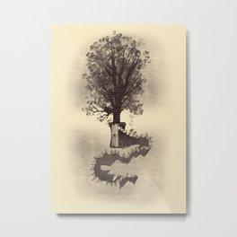 Unwritten Metal Print