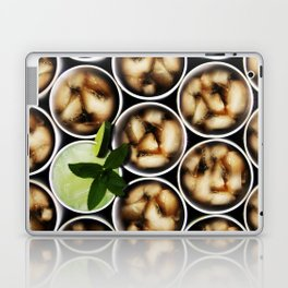 One Fancy Drink - One Mint Julep and Among Cola Laptop & iPad Skin