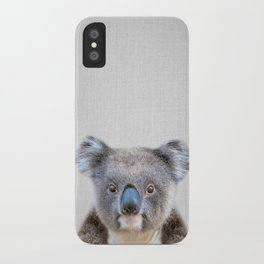 Koala - Colorful iPhone Case