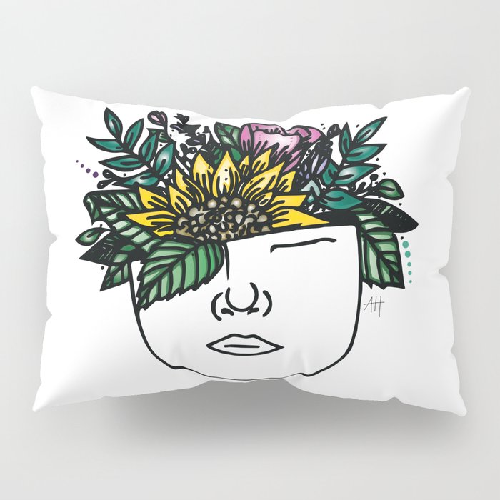Thoughtful (Color) Pillow Sham
