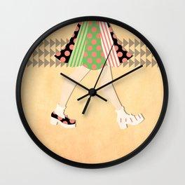 Rin Rin Wall Clock